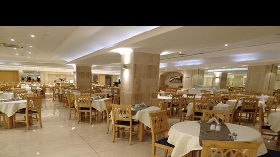 restauracja w hotelu Soreda