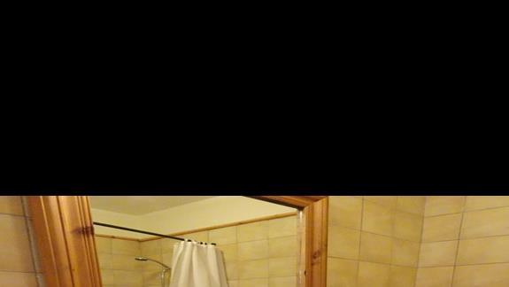 łazienka w pokoju standardowym w hotelu Sunflower