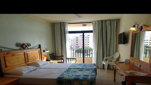pokój standardowy w hotelu Sunflower