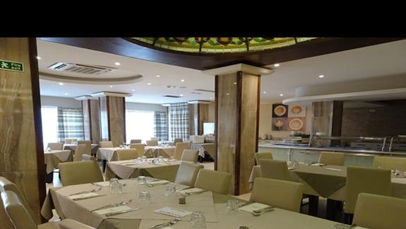 restauracja w hotelu Alexandra