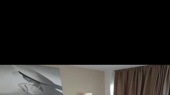 pokój standardowy w hotelu Alexandra