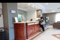 Hotel Plaza & Plaza Regency - recepcja w hotelu Plaza
