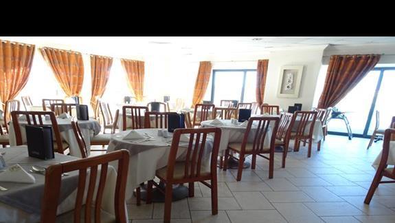 restauracja w hotelu Plaza