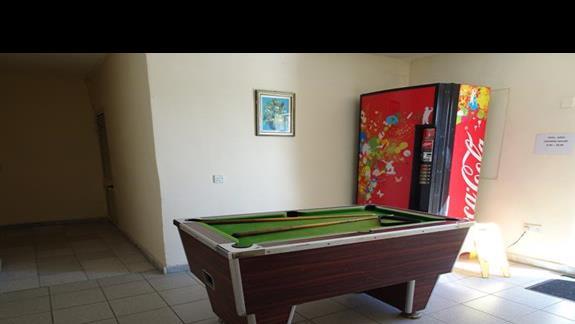 kącik gier w hotelu Coral
