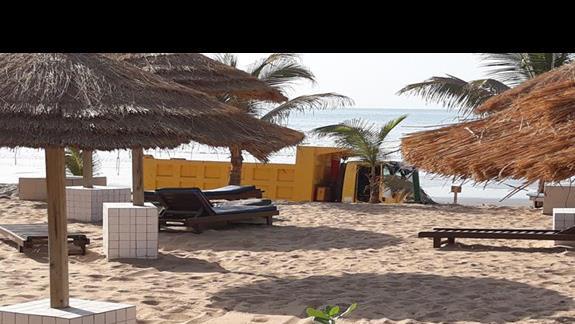 ciężarówka na plaży