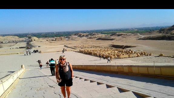 Wycieczka do Luxoru