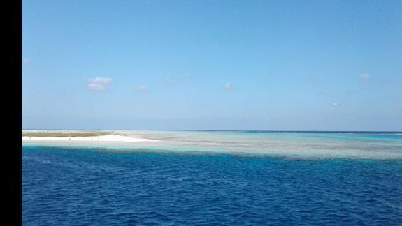 Malediwy egipskie czyli wyspy hAMATA