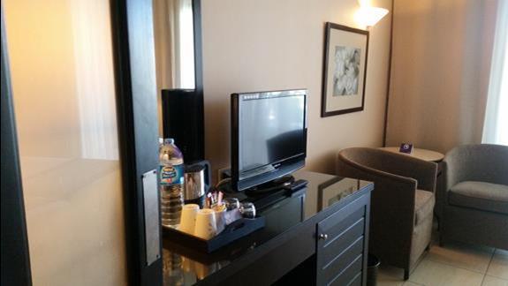 pokój standard   w hotelu Jaz Lamaya Resort