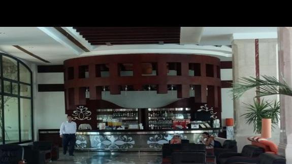 lobby bar w hotelu Fantazia Resort