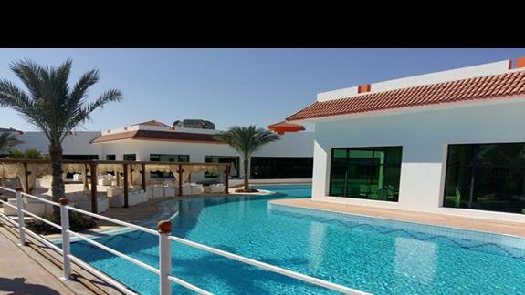 basen hotelu Fantazia Resort