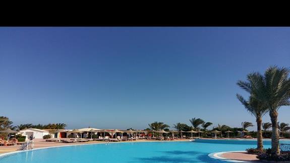 basen  w hotelu Fantazia Resort