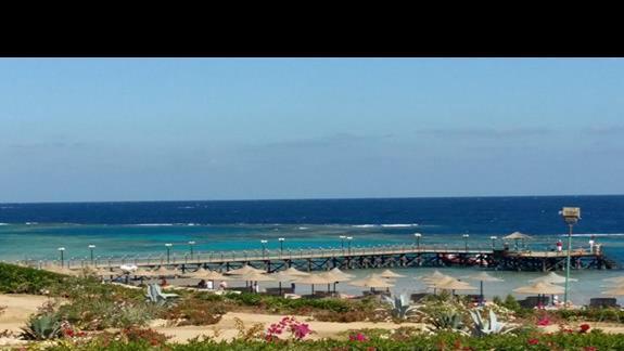 plaża hotelu Fantazia Resort