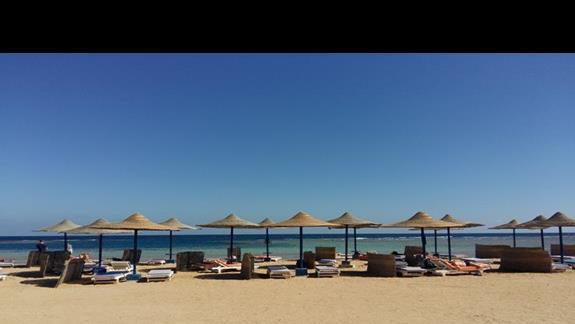 plaża w hotelu Fantazia Resort