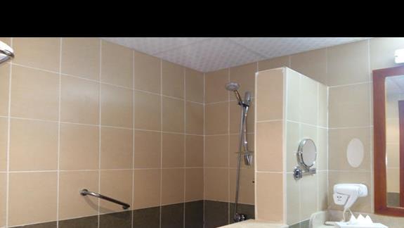 łazienka standard w hotelu Fantazia Resort