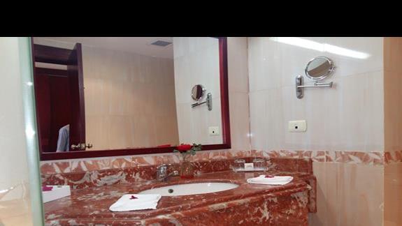 łazienka superior w hotelu Fantazia Resort