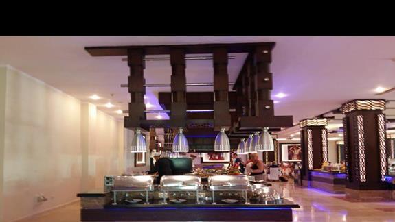 restauracja w hotelu Fantazia Resort