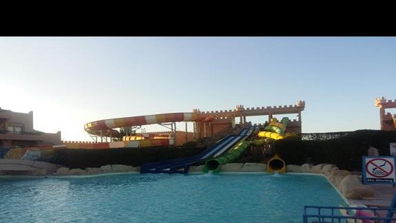 aqua park hotelu Calimera Club Akassia Swiss Resort
