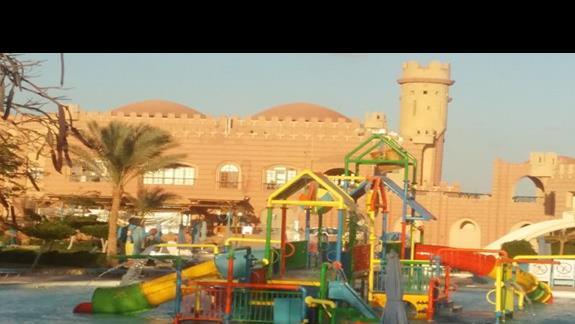 aqua park dla dzieci w hotelu Calimera Club Akassia Swiss Resort