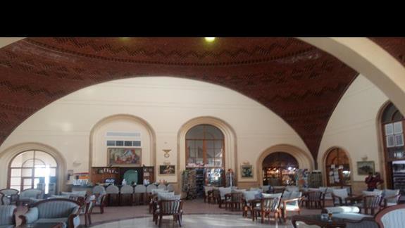 lobby w hotelu Calimera Club Akassia Swiss Resort