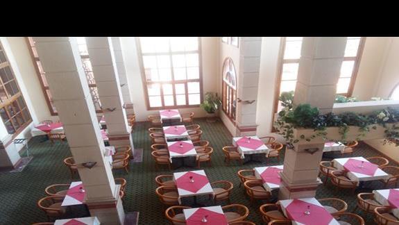 restauracja w hotelu Calimera Club Akassia Swiss Resort