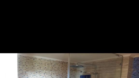 łazienka w pokoju standard w hotelu Hilton Marsa Alam Nubian Resort