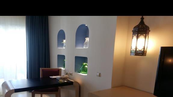 pokój standard w hotelu Hilton Marsa Alam Nubian Resort