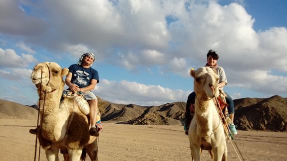 wizyta u Beduinów