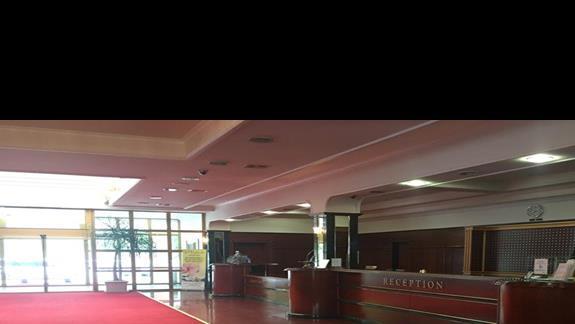 Recepcja Hotel Bellevue