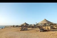 Hotel Red Sea Port Ghalib Resort - Plaża hotelowa
