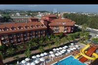 Hotel Club Side Coast - widok z dachu ;)