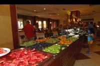 Hotel Club Side Coast - przesłodkie owoce