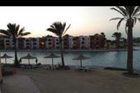 Hotel Arabia Azur - Widok z pokoju