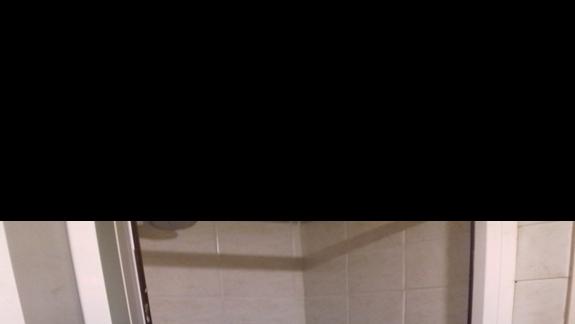 Kabina prysznicowa w 4* hotelu