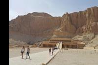 Hotel Aladdin Beach - Światynia Hatszepsut. Luxor