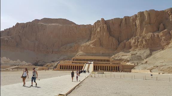 Światynia Hatszepsut. Luxor
