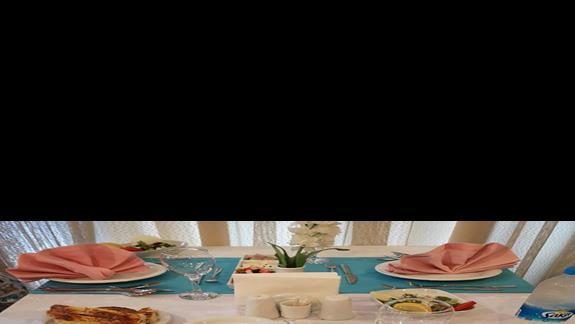 kolacja a`la carte
