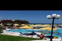 Hotel Serita Beach - Widok na mniejszy basen